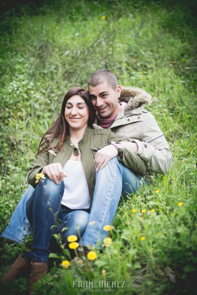 10 Fotografo de bodas Granada. Paseo de los Tristes. Palacio de los Cordova. Fran Menez. Fotografia Creativa
