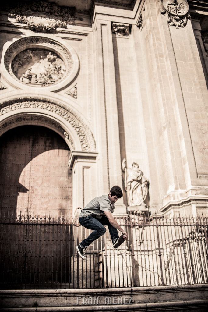 10 Fotografo en Granada. Fotografia Creativa en Granada. Fotografo diferente en Granada. Fotografo Break Dance en Granada