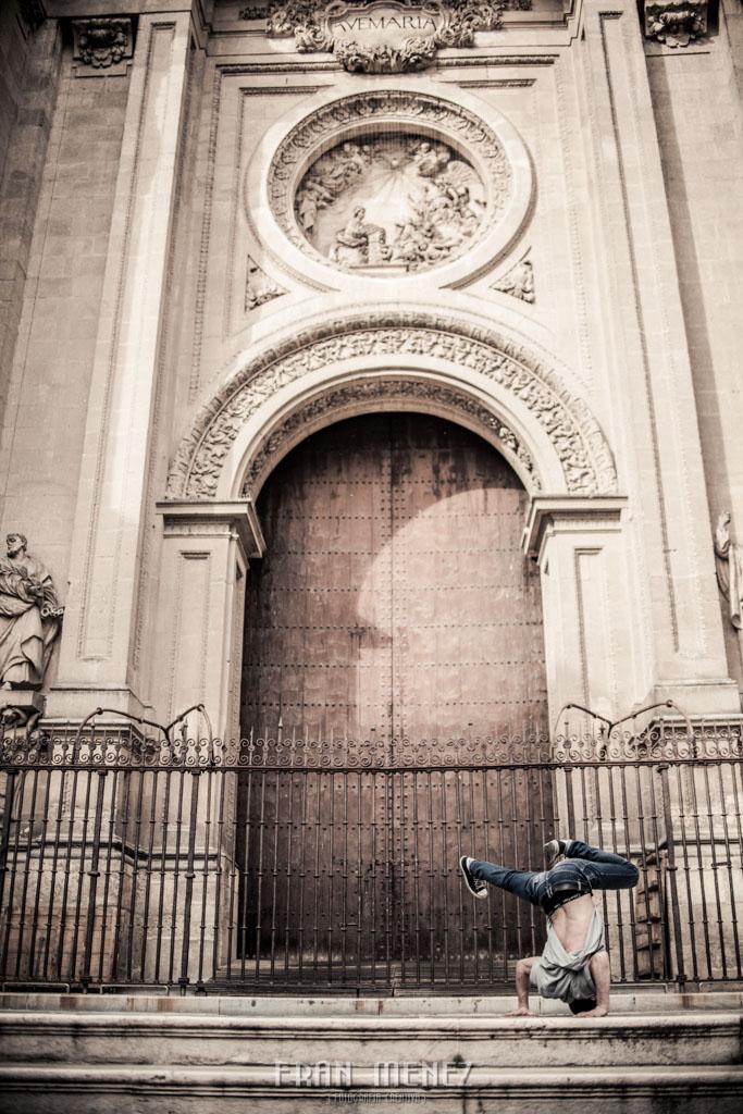 13 Fotografo en Granada. Fotografia Creativa en Granada. Fotografo diferente en Granada. Fotografo Break Dance en Granada