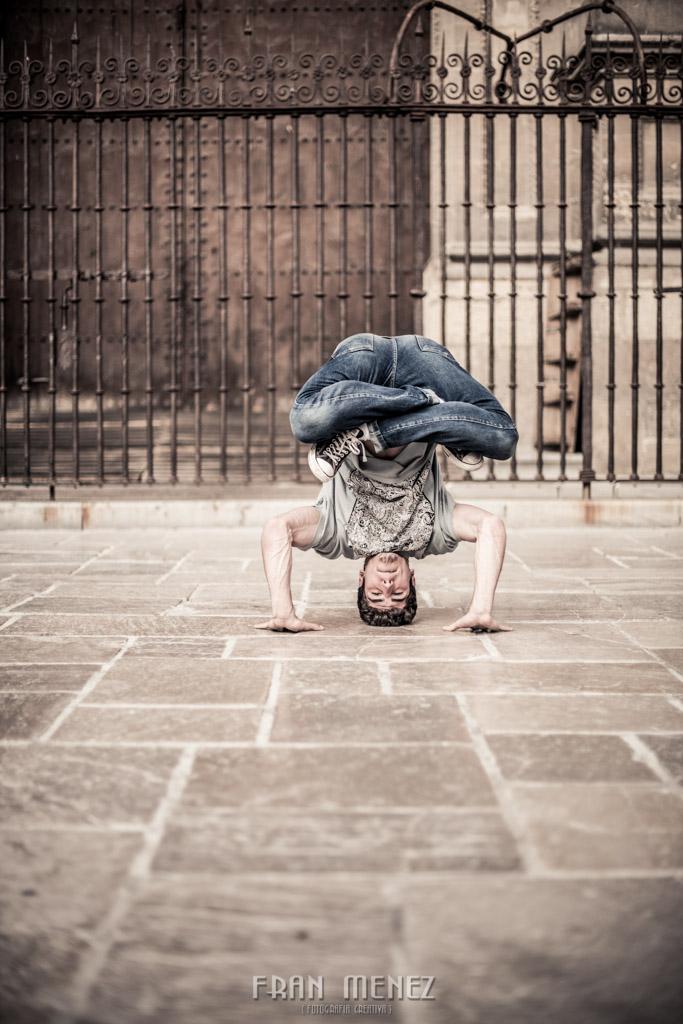 18 Fotografo en Granada. Fotografia Creativa en Granada. Fotografo diferente en Granada. Fotografo Break Dance en Granada