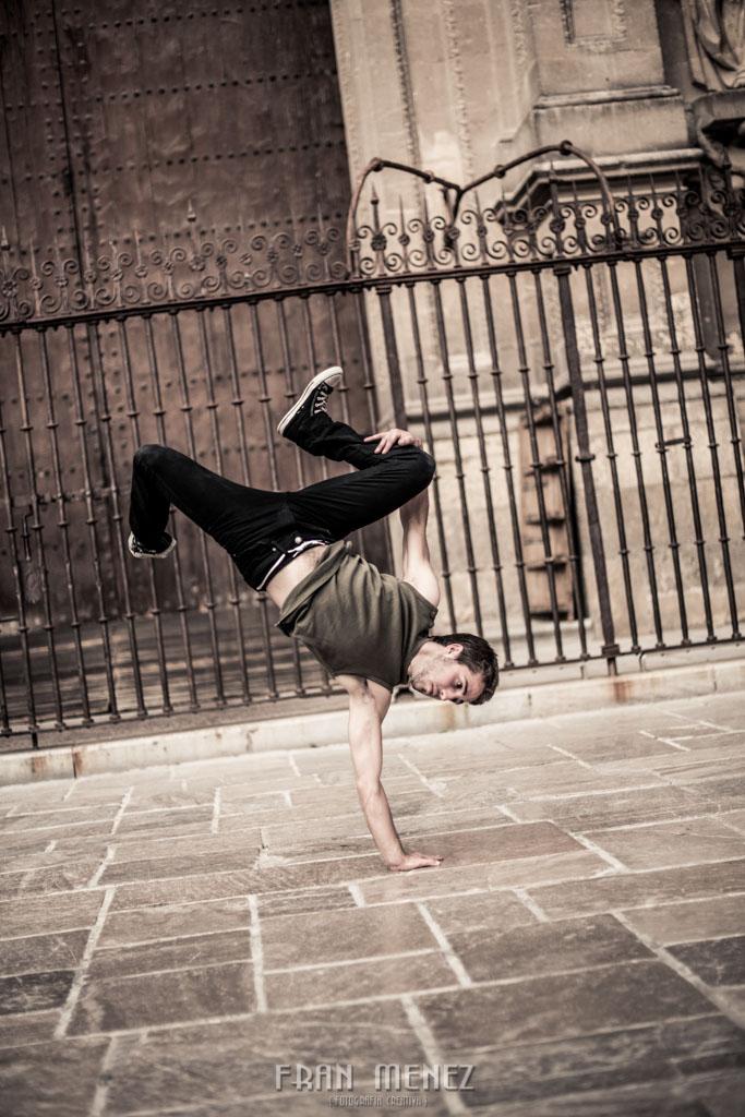 20 Fotografo en Granada. Fotografia Creativa en Granada. Fotografo diferente en Granada. Fotografo Break Dance en Granada