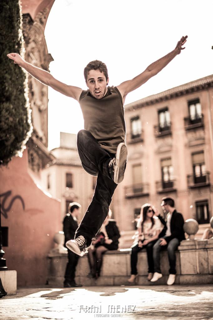 37 Fotografo en Granada. Fotografia Creativa en Granada. Fotografo diferente en Granada. Fotografo Break Dance en Granada