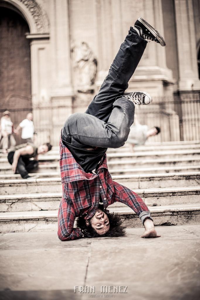 50 Fotografo en Granada. Fotografia Creativa en Granada. Fotografo diferente en Granada. Fotografo Break Dance en Granada