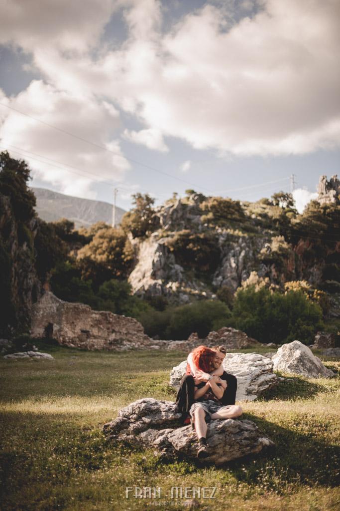 1 Fotografo Pre Bodas Granada. Fran Ménez. Fotografia de Pre Bodas Diferentes. Pre Wedding photographer