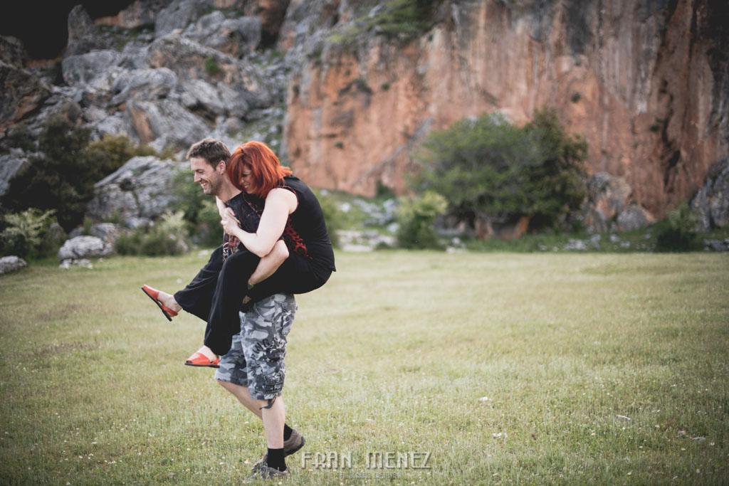 14 Fotografo Pre Bodas Granada. Fran Ménez. Fotografia de Pre Bodas Diferentes. Pre Wedding photographer
