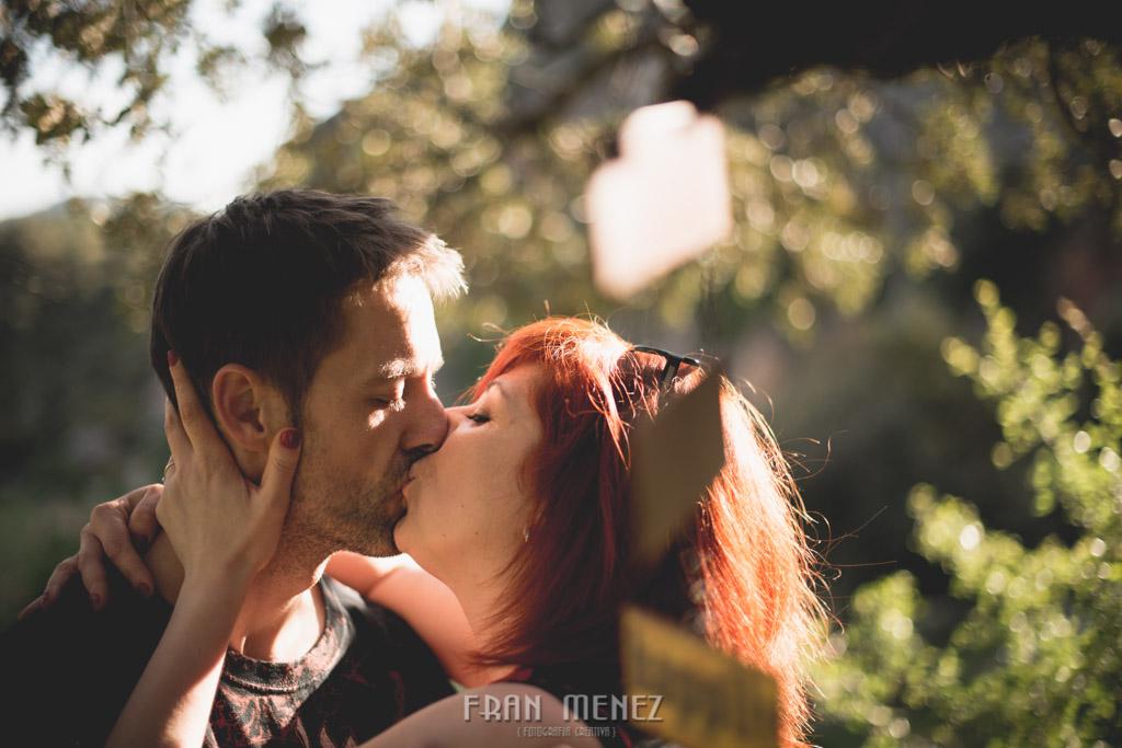 33 Fotografo Pre Bodas Granada. Fran Ménez. Fotografia de Pre Bodas Diferentes. Pre Wedding photographer