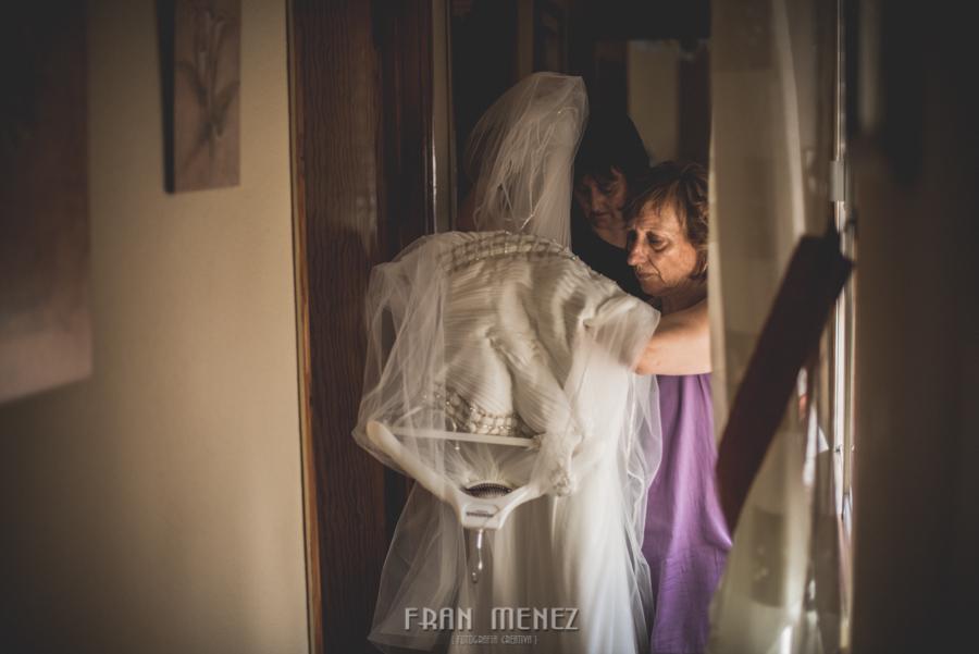 15 Fotografo de Bodas. Mariage à Grenade. Photographe de mariage. Boda en Cortijo del Marqués. Fran Ménez
