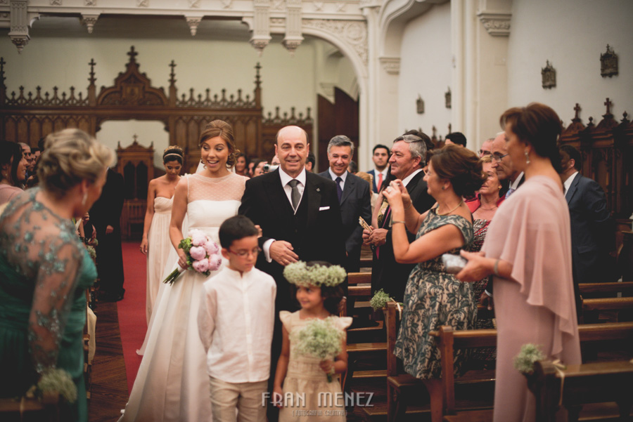 30 Fotografo de Bodas. Wedding Photographer. Fran Ménez. Colegio Sagrado Corazón. Cortijo Caballo Blanco