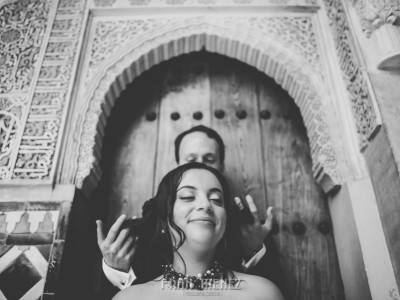 Sophia y Julien. Boda en Granada