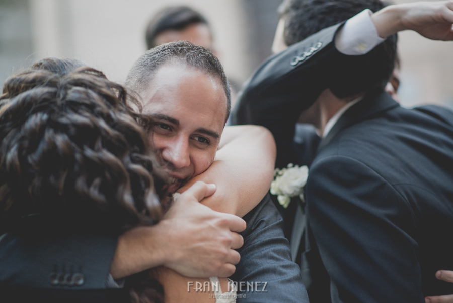 Fran Ménez Fotógrafo de Bodas en Granada. Iglesia de San Pablo y San Pedro. Carmen de los Chapiteles. Fotografía de Boda. 100