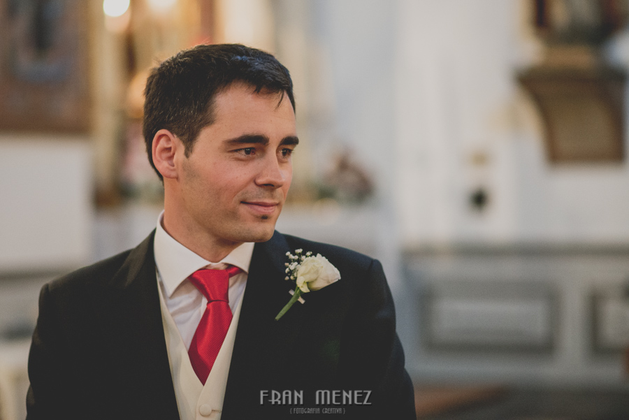 Fran Ménez Fotógrafo de Bodas en Granada. Iglesia de San Pablo y San Pedro. Carmen de los Chapiteles. Fotografía de Boda. 65