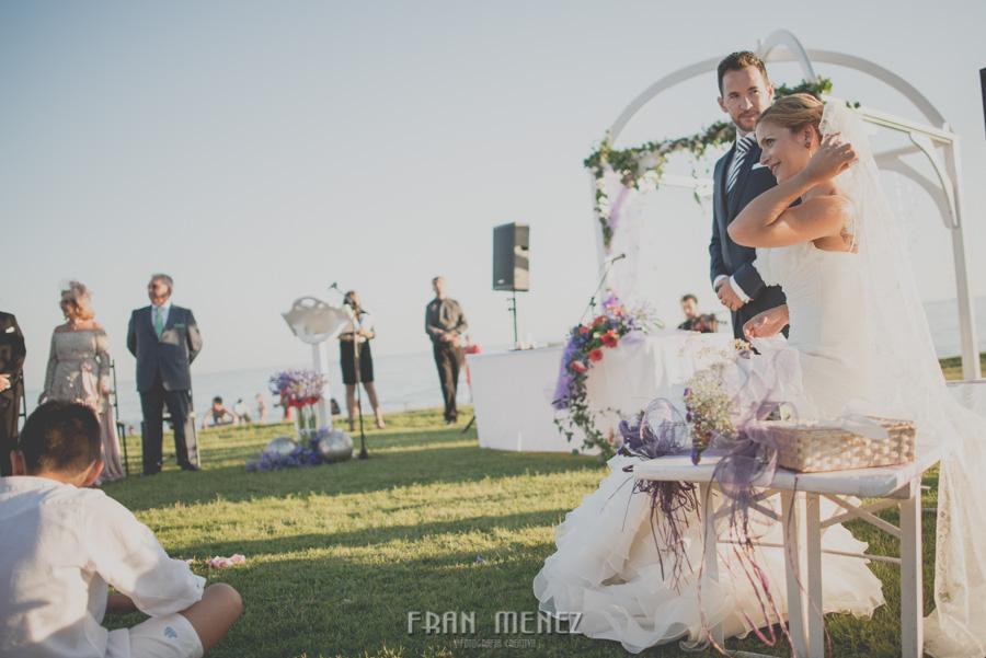 Fran Ménez Fotografo de Bodas. Fotografías de Bodas. Fotografo de bodas en Motril. Hotel Robinson 100