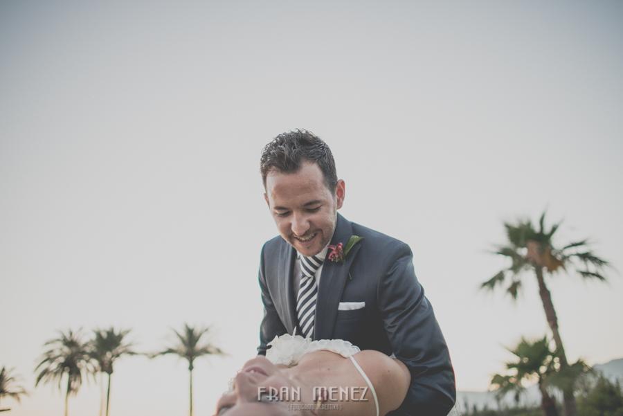 Fran Ménez Fotografo de Bodas. Fotografías de Bodas. Fotografo de bodas en Motril. Hotel Robinson 168