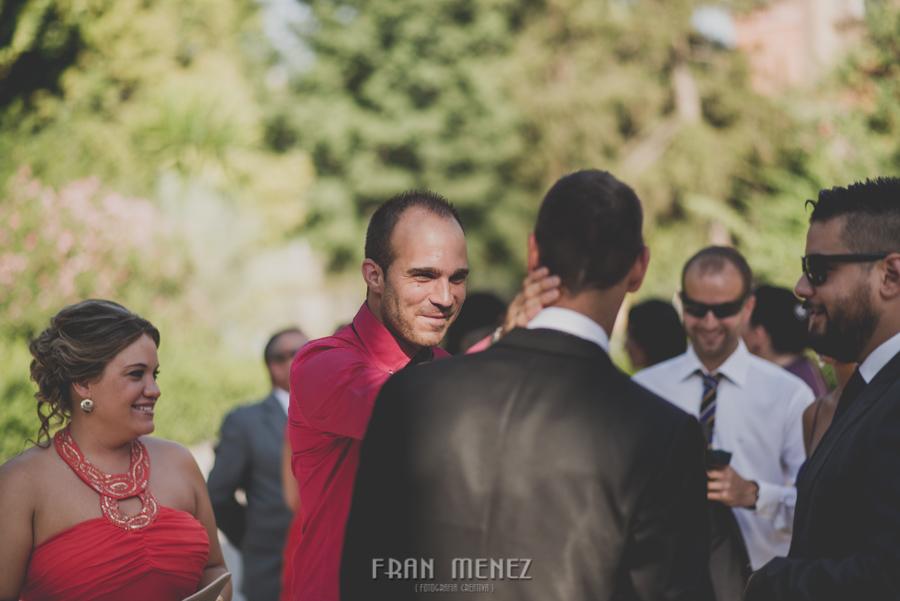 Fotografia de Bodas en Granada. Fotografo de Bodas diferentes. Fran Ménez. Huerta del Sello e Iglesia Sagrado Corazón. Boda de Bea y Miguel Angel. 38