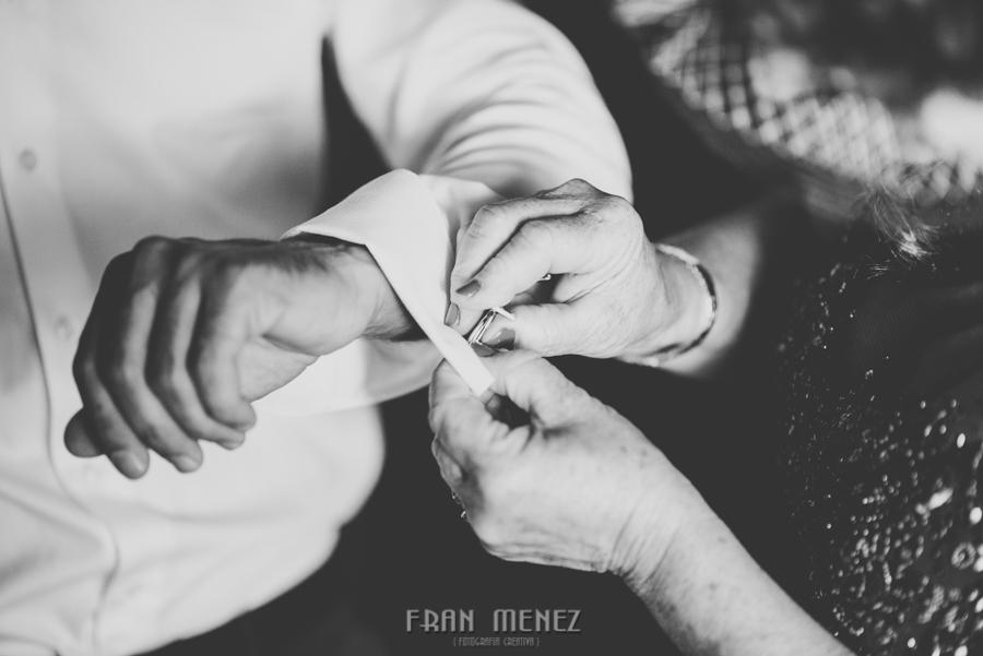 Fotografia de Bodas en Granada. Fotografo de Bodas diferentes. Fran Ménez. Huerta del Sello e Iglesia Sagrado Corazón. Boda de Bea y Miguel Angel. 6