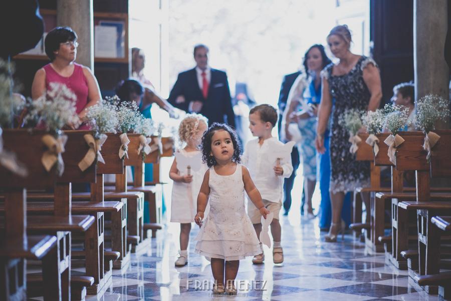 Fotografias de Bodas en Parroquia San Jose El Jau Santa Fe Granada Hotel Casa del Trigo Cortijo Alameda Fuentevaqueros Granada Fran Menez Fotografo 62