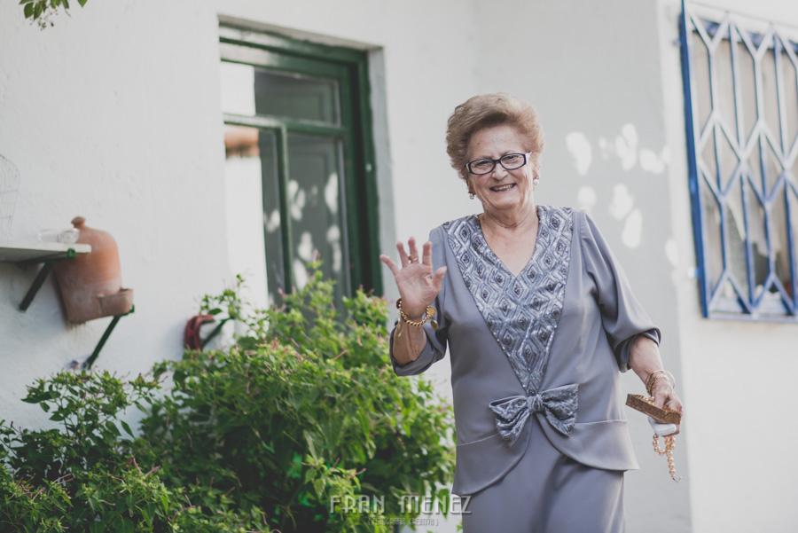 Fran Menez Fotografo de Bodas. Mamen y Fran. Boda en Granada. Tiro Pichon 53