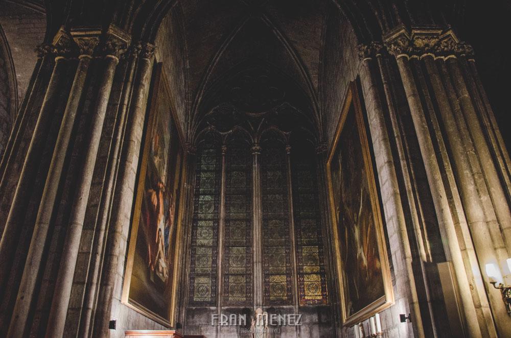 Fotografías de Paris. Fran Ménez Fotógrafo en Paris. 15 Notre Dame