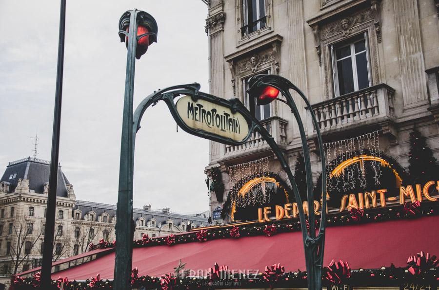 Fotografías de Paris. Fran Ménez Fotógrafo en Paris. 36 Metropolitain