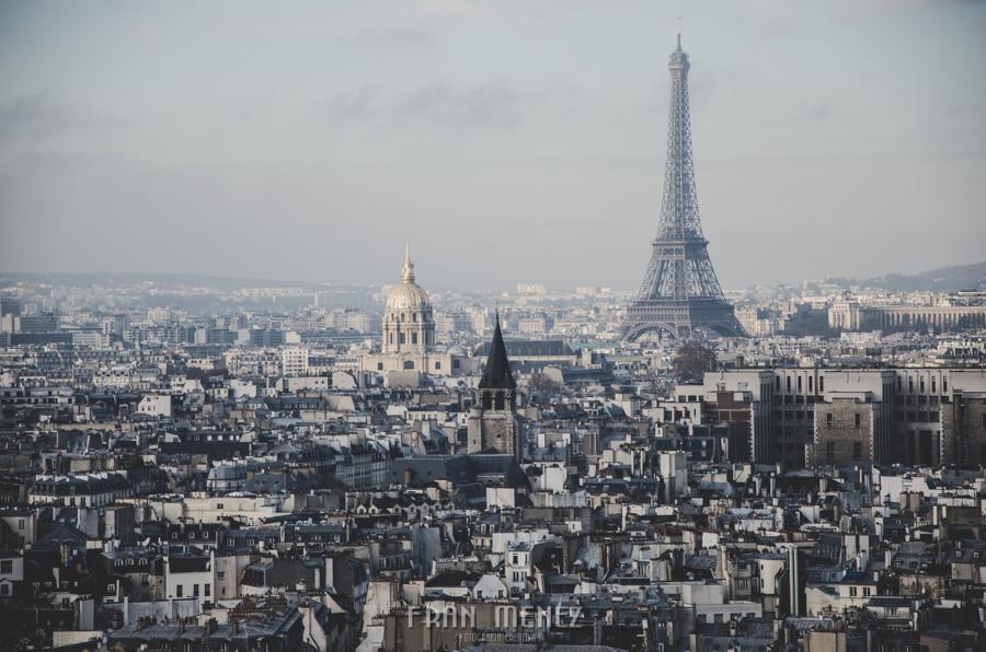 Fotografías de Paris. Fran Ménez Fotógrafo en Paris. 42 Torre Eiffel Tower