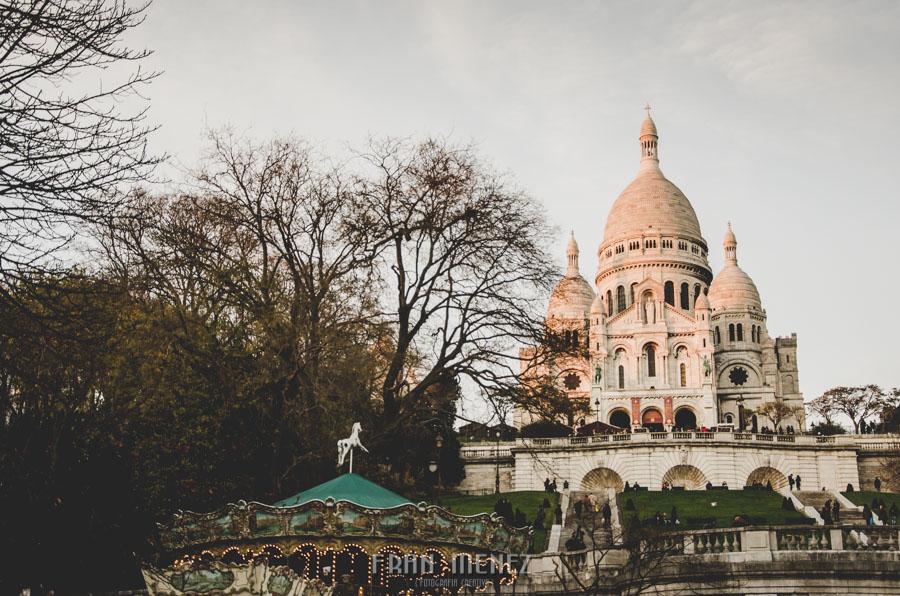 Fotografías de Paris. Fran Ménez Fotógrafo en Paris. 9 Sacre Coeur. Sagrado Corazon