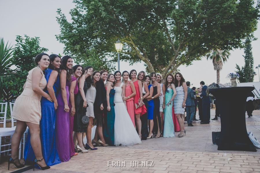 Fotografias de Boda en Torre del Rey y los Escolapios San Jose de Calasanz. Fran Ménez Fotógrafo. 162