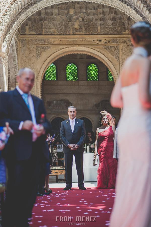 Fotografias de Boda en el Parador de Granada. Patty y Alex. Fran Menez Fotógrafo 107