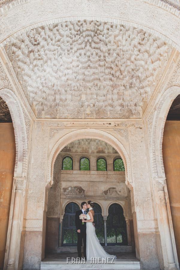 Fotografias de Boda en el Parador de Granada. Patty y Alex. Fran Menez Fotógrafo 120