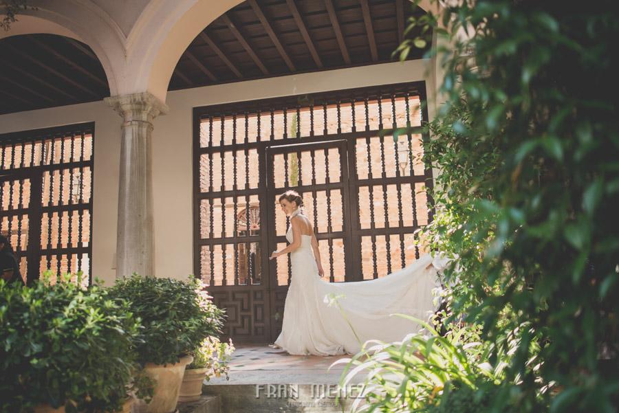 Fotografias de Boda en el Parador de Granada. Patty y Alex. Fran Menez Fotógrafo 169