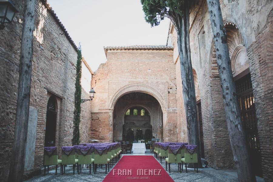 Fotografias de Boda en el Parador de Granada. Patty y Alex. Fran Menez Fotógrafo 18
