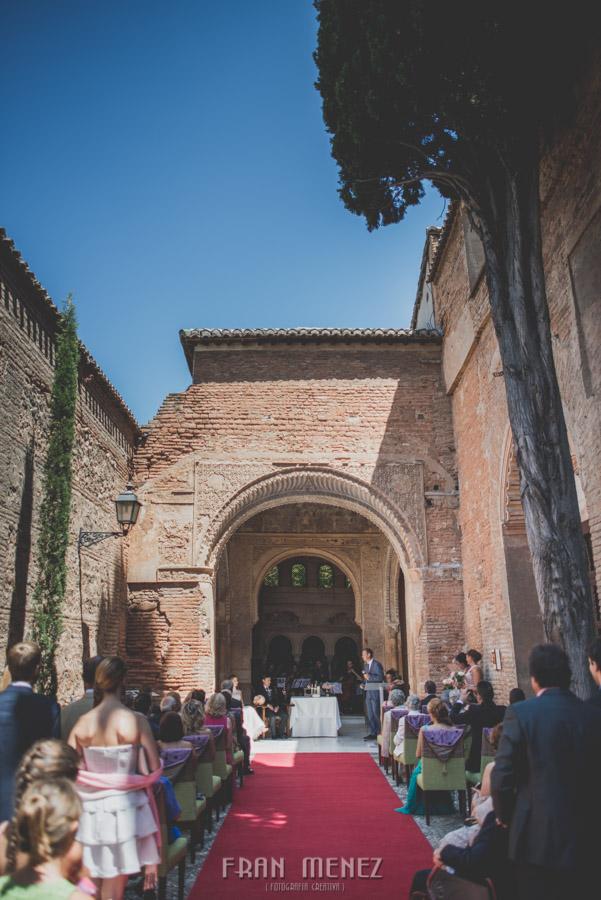 Fotografias de Boda en el Parador de Granada. Patty y Alex. Fran Menez Fotógrafo 75