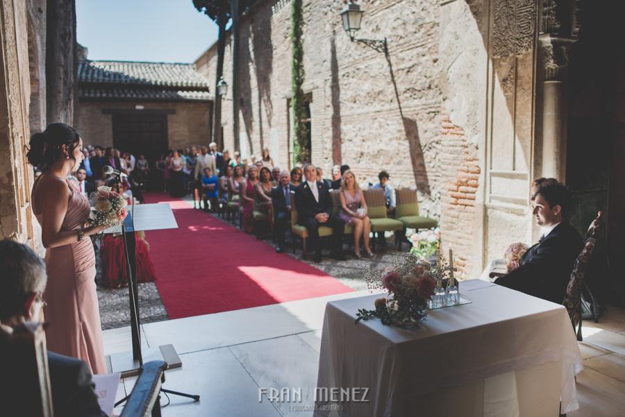 Fotografias de Boda en el Parador de Granada. Patty y Alex. Fran Menez Fotógrafo 81