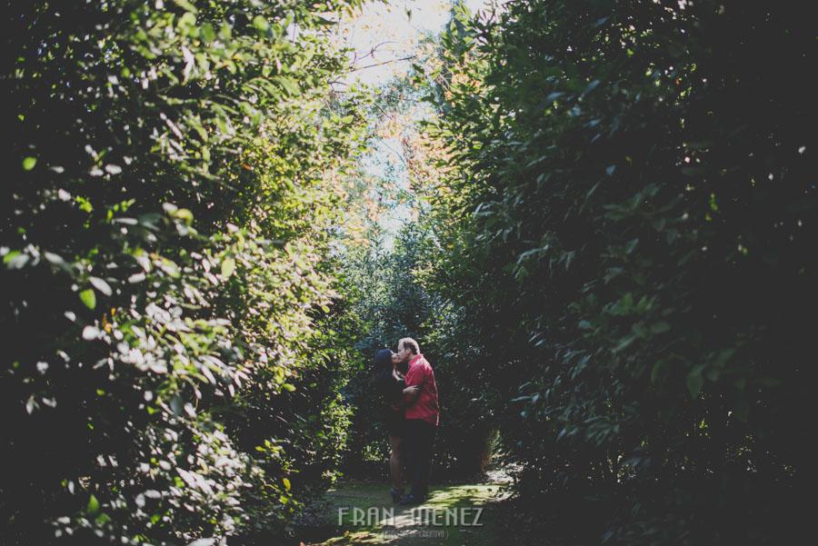 Mercedes y Alberto. Pre Boda en la Alhambra y Carmen de los Mártires. Fran Menez Fotógrafo 1