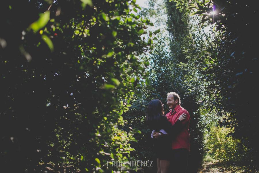 Mercedes y Alberto. Pre Boda en la Alhambra y Carmen de los Mártires. Fran Menez Fotógrafo 3