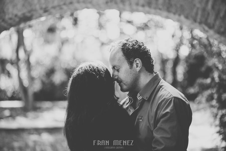 Mercedes y Alberto. Pre Boda en la Alhambra y Carmen de los Mártires. Fran Menez Fotógrafo 32