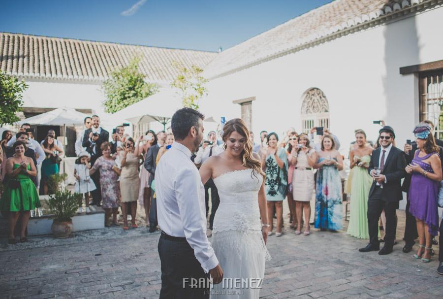 Fotografias de Boda en el Cortijo de la Alameda. Mercedes y Jony. Fran Ménez Fotografo. 172