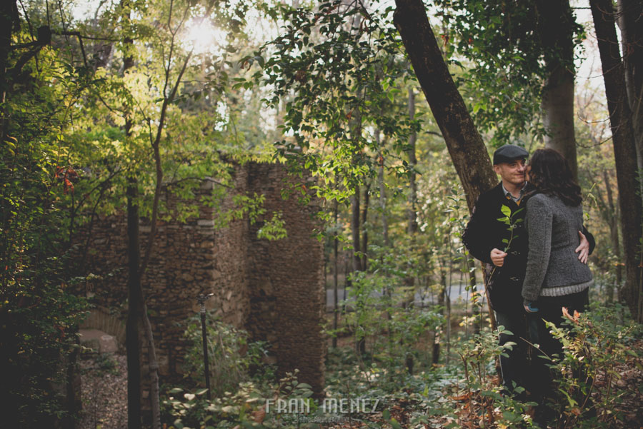 Pre Boda en los alrededores de la Alhambra. Pilar y Diego. Fran Ménez Fotografía de Parejas 17