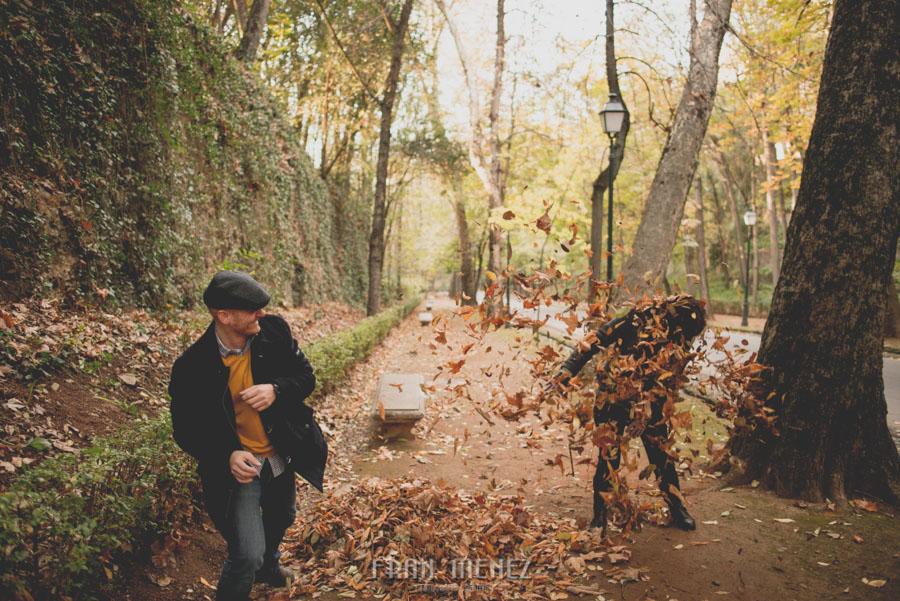 Pre Boda en los alrededores de la Alhambra. Pilar y Diego. Fran Ménez Fotografía de Parejas 28