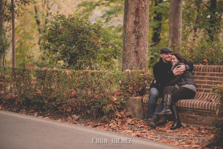 Pre Boda en los alrededores de la Alhambra. Pilar y Diego. Fran Ménez Fotografía de Parejas 59