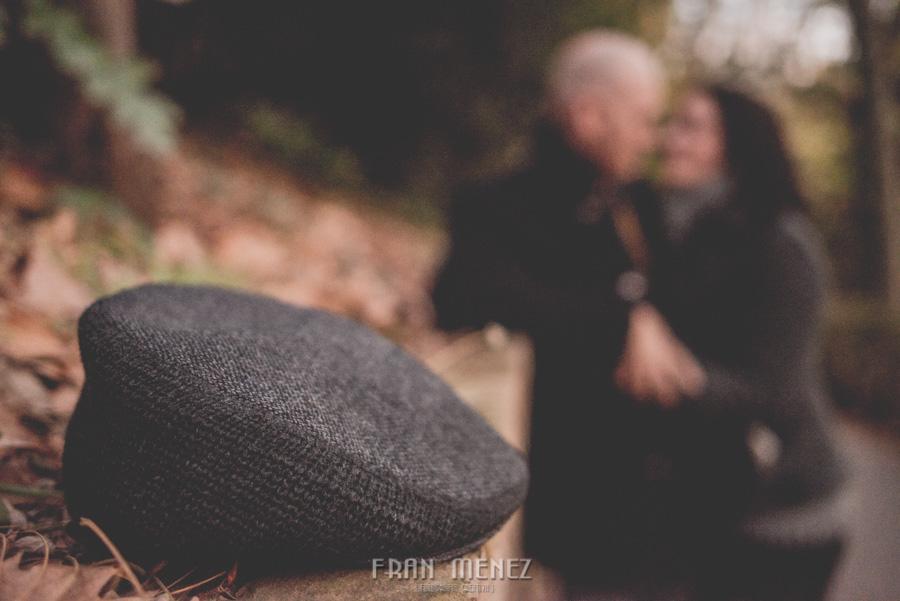Pre Boda en los alrededores de la Alhambra. Pilar y Diego. Fran Ménez Fotografía de Parejas 66