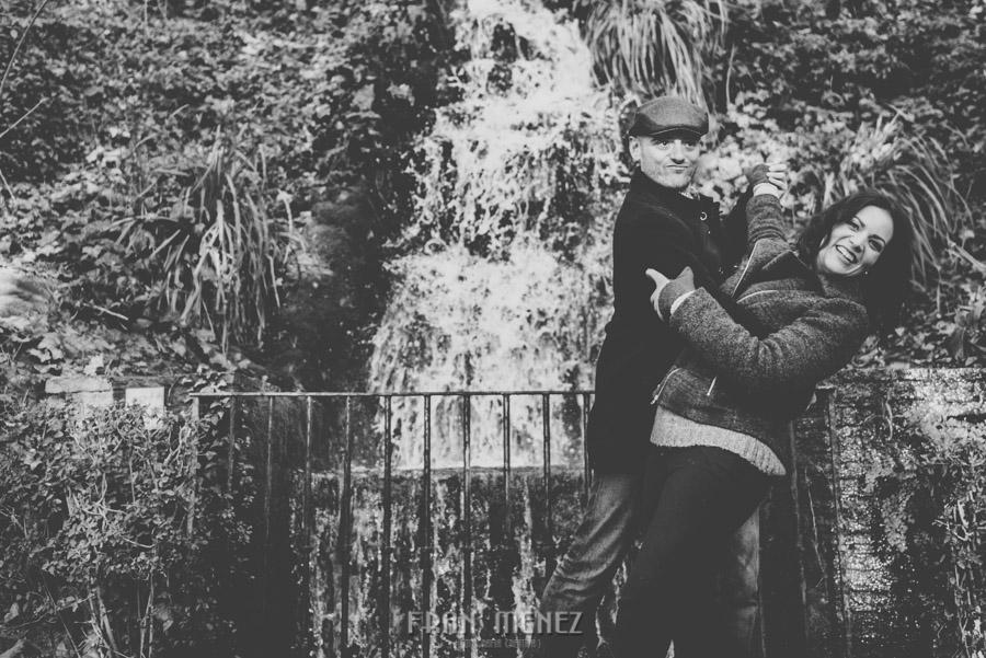 Pre Boda en los alrededores de la Alhambra. Pilar y Diego. Fran Ménez Fotografía de Parejas 9