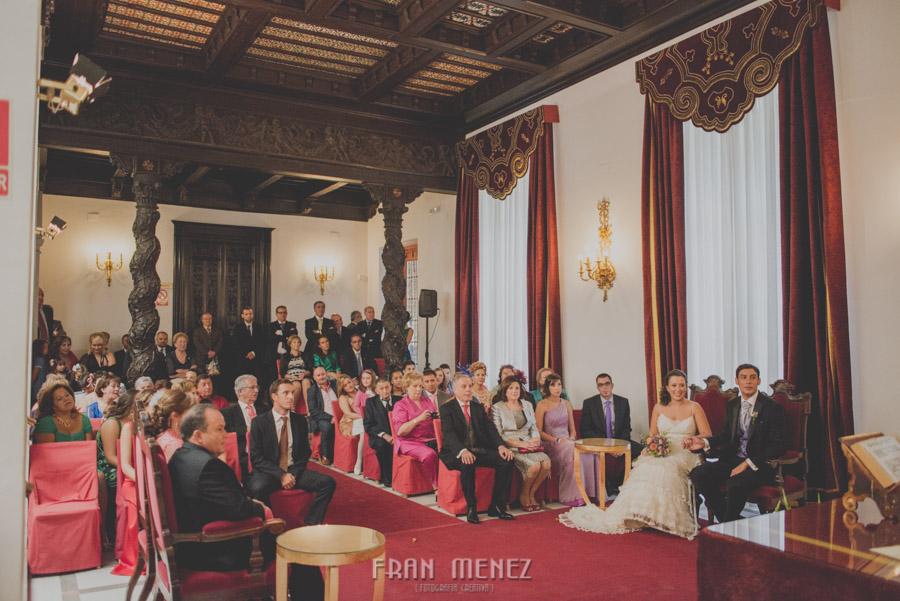 Tere y Nacho. Boda en el Carmen de los Mártires y Hotel Luna de Granada. Fran Ménez Fotografía de Boda en Granada 37