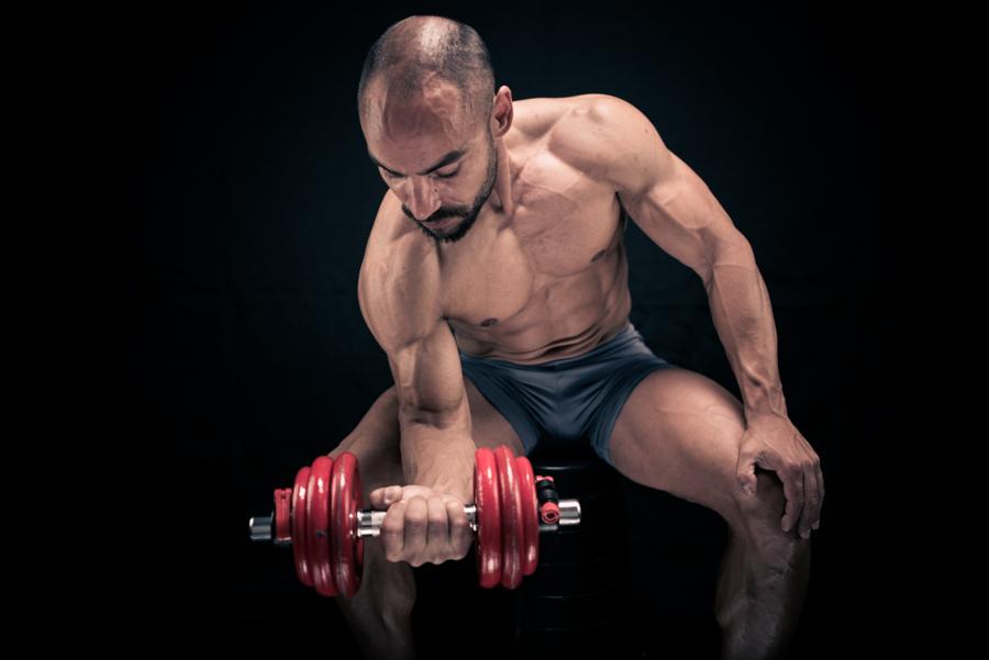 Fotografia Fitness y Culturismo. Fran Ménez Fotografo Deportivo. Reportajes de Estudio. Books 20