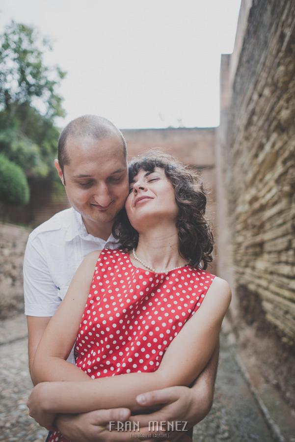 Photographer in Granada. Sesion love in Granada. Wedding photograper in Granada 11
