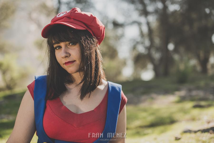 Sesion Cosplay Super Mario kart 27
