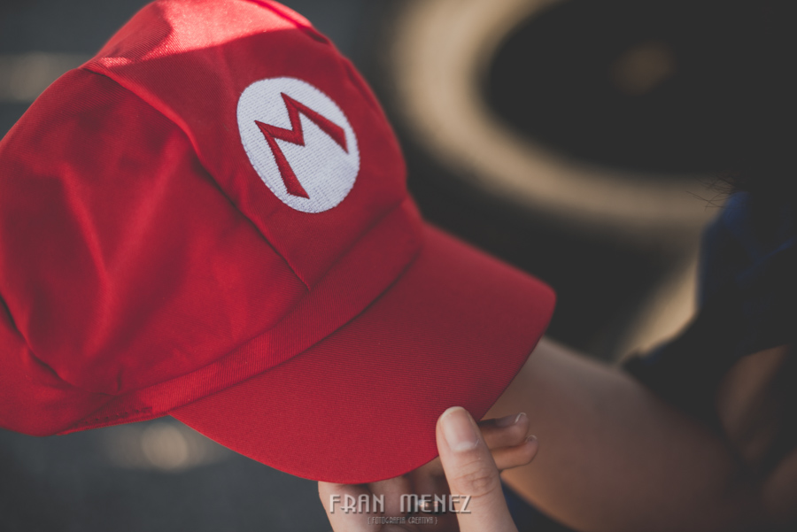 Sesion Cosplay Super Mario kart 6