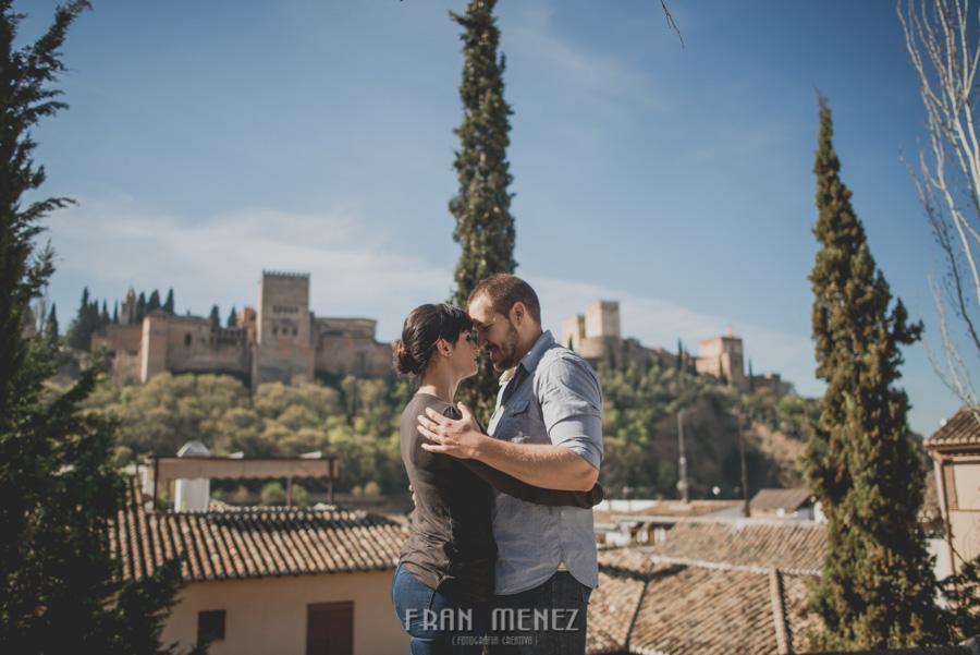 Sesiones de Pareja en Granada. Fran Ménez Fotógrafo en Granada. Love Sesion y reportajes de pareja 14