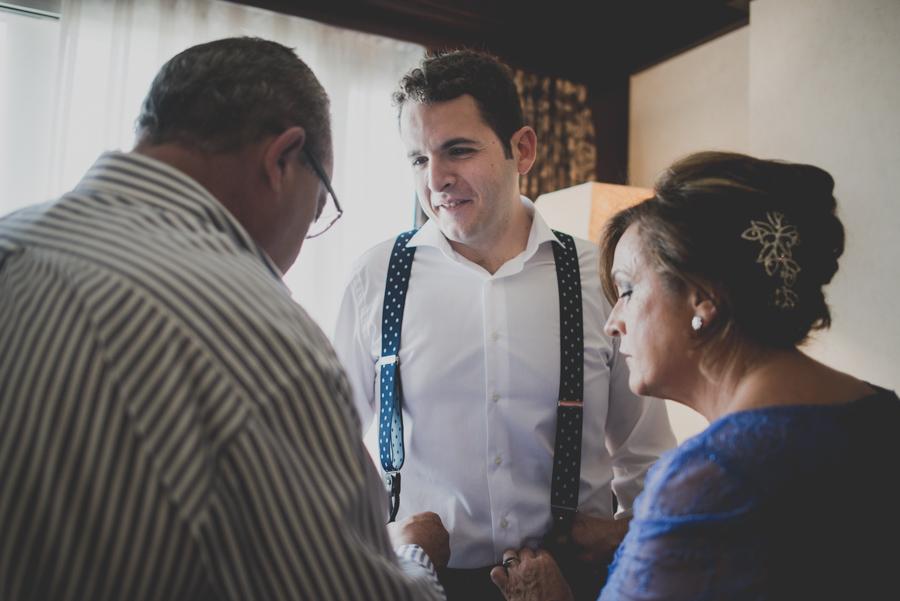 Fotografias de Boda en San Juan de Dios y Carmen de los Chapiteles, Granada. Fran Ménez Reportajes de Boda. Leo y Tomás. 6