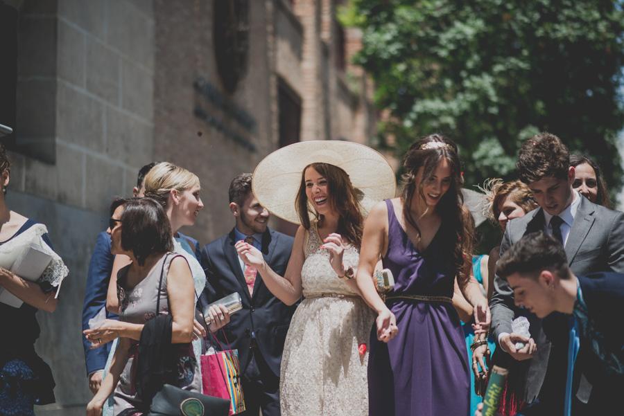 Fotografias de Boda en San Juan de Dios y Carmen de los Chapiteles, Granada. Fran Ménez Reportajes de Boda. Leo y Tomás. 62