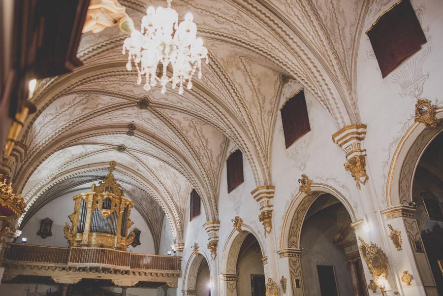 Boda en Iglesia San Matias y Carmen de los Chapiteles. Cristina y Nacho. Fran Ménez Fotógrafo de Bodas en Granada 44